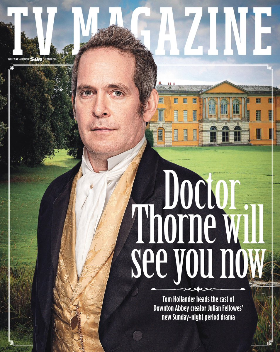 Doctor Thorne (ITV) - Page 2 CctzPh9WoAAUffD