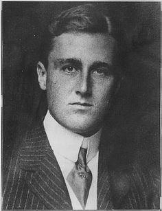 Franklin D Roosevelt Young
