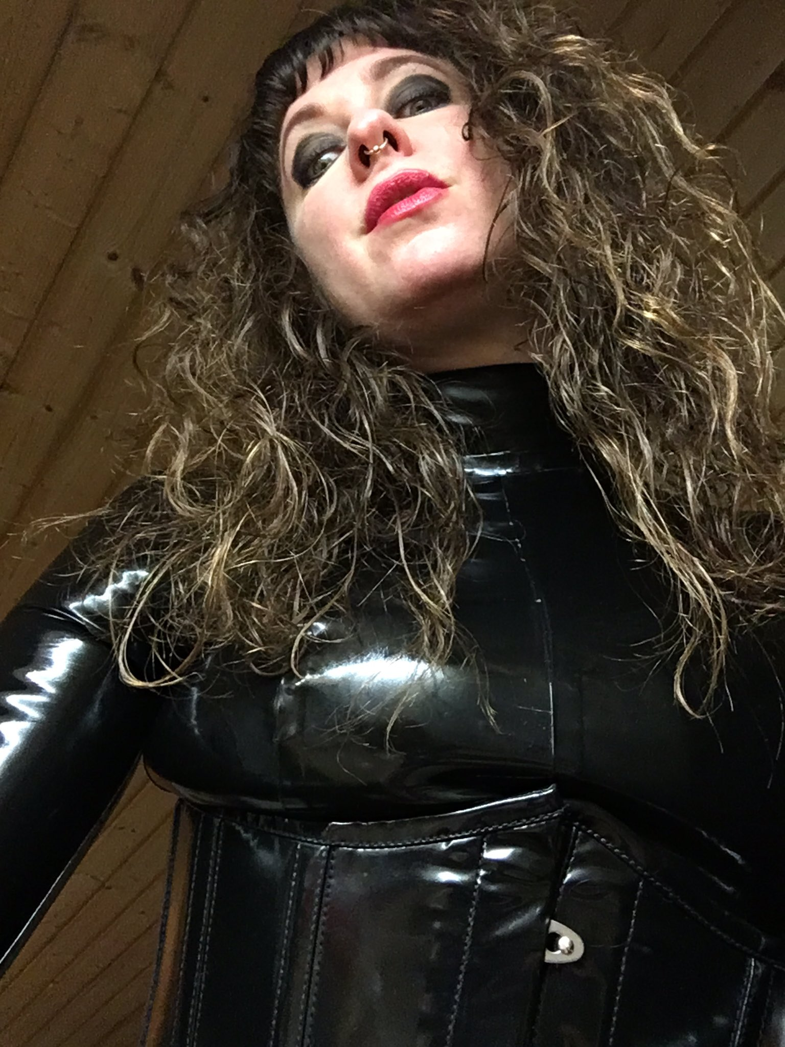 Anna Rose on Twitter: Pic taken right now 💕 ! #latex #