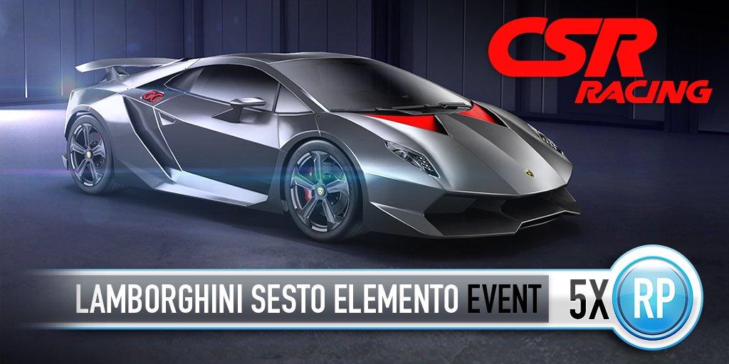 Csr Racing On Twitter Drive The Lamborghini Sesto Elemento In Its