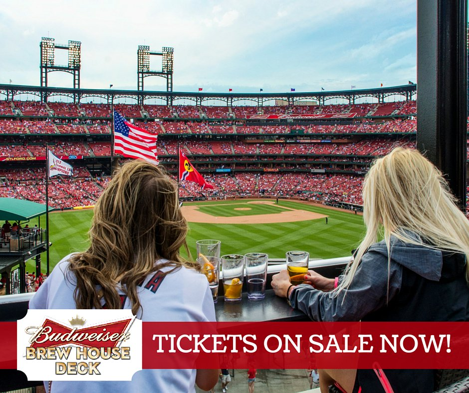 Budweiser Brew House On Twitter Come Watch A At Cardinals Game On