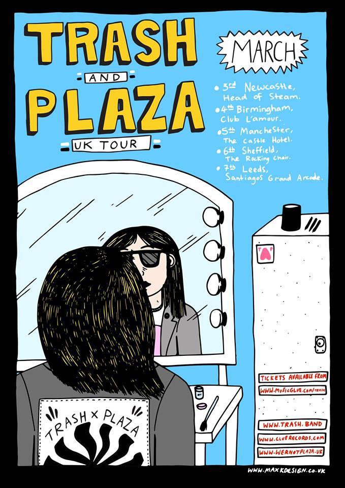 Tonight: @tr4shb4nd @wernotplaza and @MirrorGorillas are here https://t.co/VQplwxD0gS top line up for just £4 https://t.co/NY5OV8JD8w