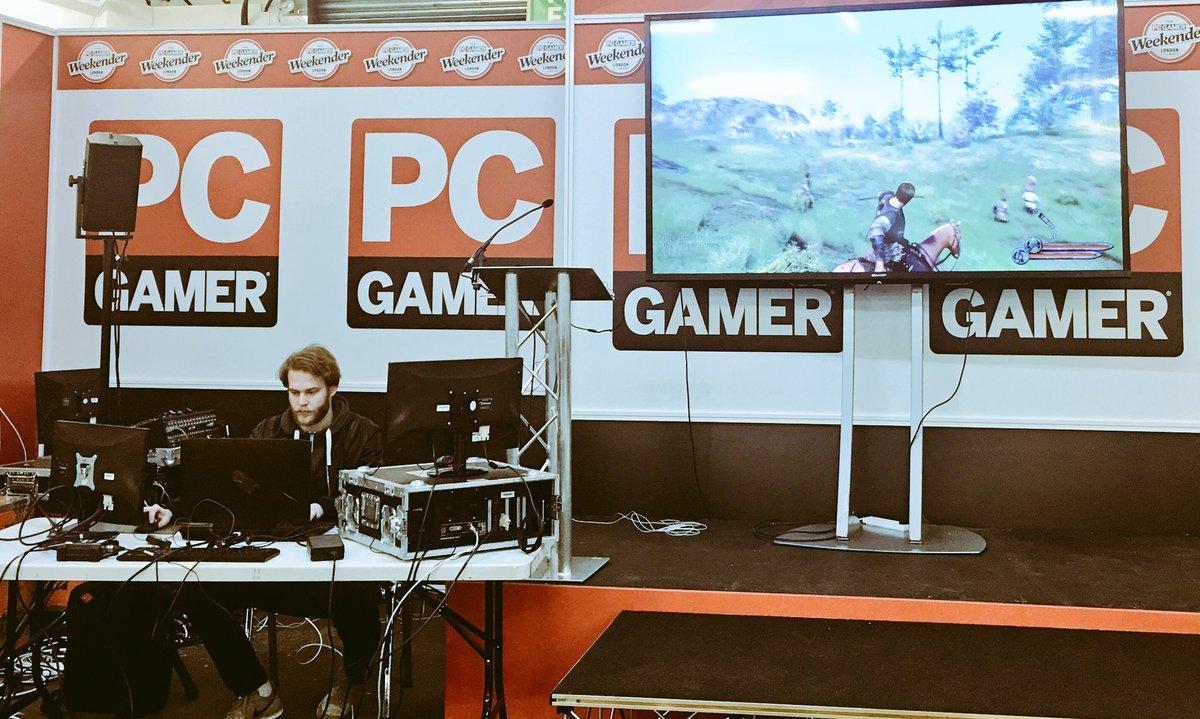 Novedades sobre Bannerlord en la PCGamer Weekender Ccujtc0WIAA-Qiq