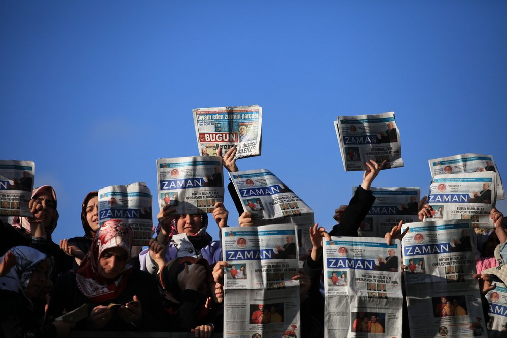 Turkish Government Seizes Opposition Newspaper: What Next? https://t.co/3FGGjDKMYx #Zaman #PressFreedom https://t.co/fU1NZi7CFp