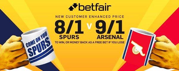 Betfair Enhanced Odds