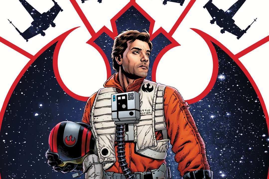 First Look: 'Poe Dameron' Comic Explores Poe's Adventures Before He Fell In Love With Finn https://t.co/SW9inOftsQ https://t.co/19OAORchQc