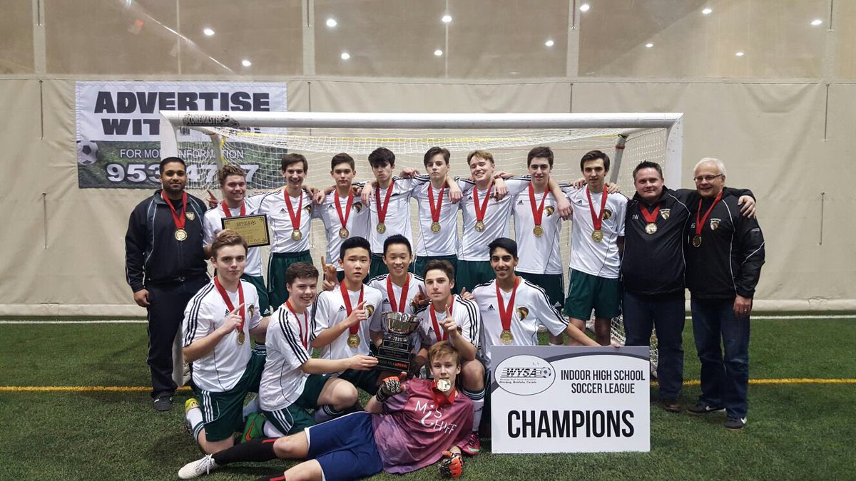 Wpg Youth Soccer On Twitter Wysa High School Indoor Soccer League