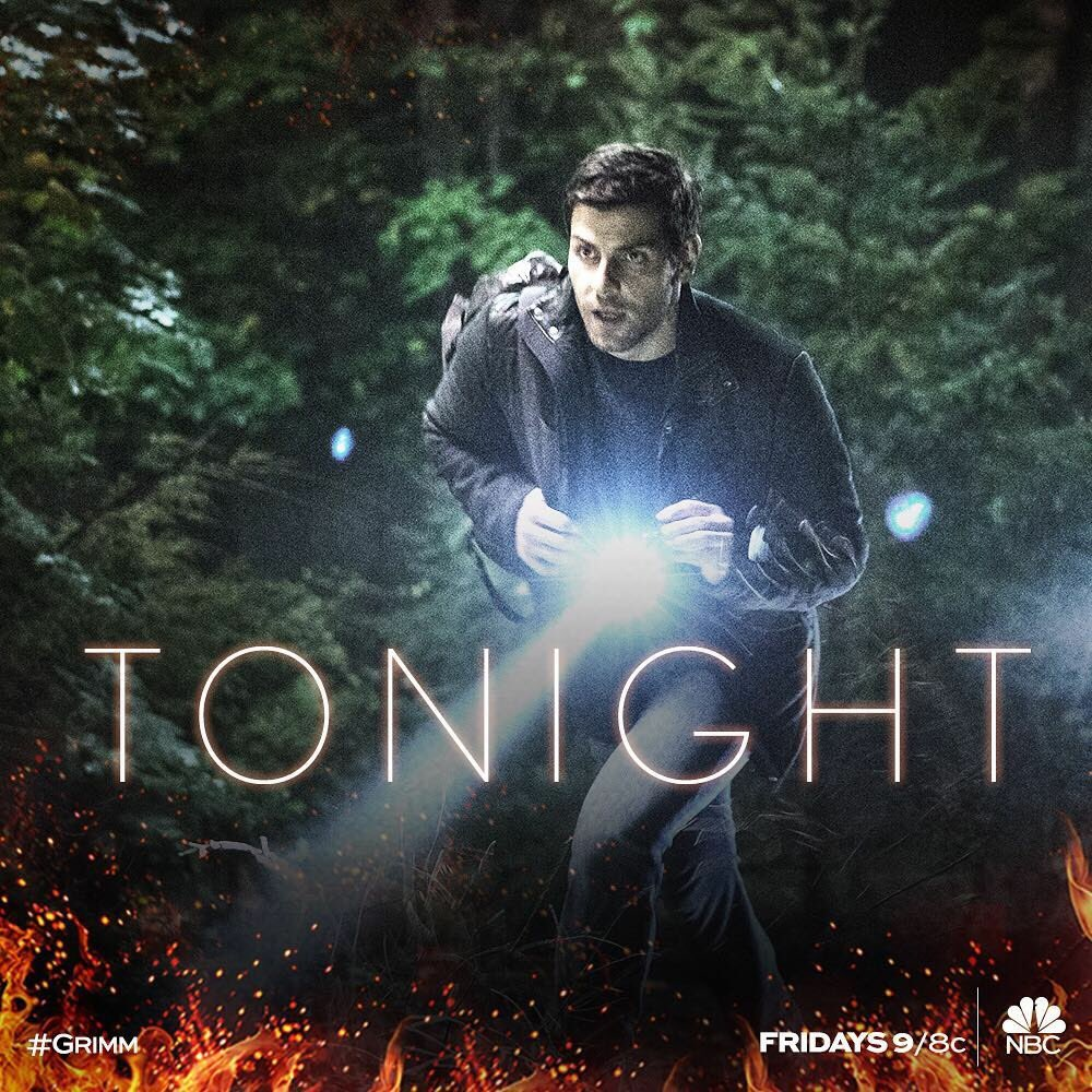 TONIGHT!!! Episode #99 !!!!!! #Grimm https://t.co/4gK2wAM2Tg