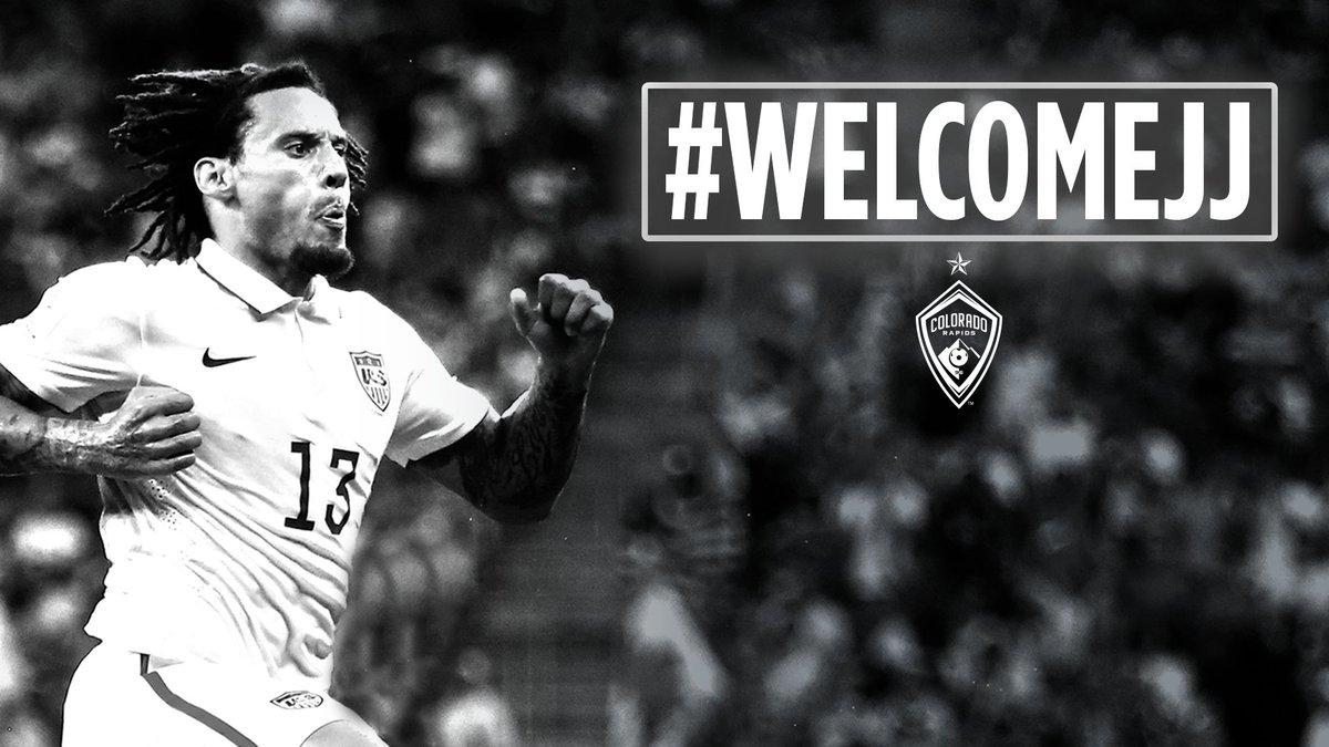 NEWS: #Rapids96 acquire Jermaine Jones from @NERevolution. #WelcomeJJ  https://t.co/fHo2yGkFnn https://t.co/80qg0OVjBE