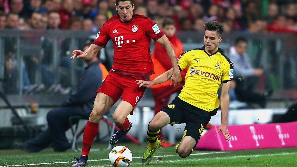 Borussia Dortmund-Bayern Monaco Streaming Gratis, vedere Diretta Calcio Oggi con SmartPhone Tablet e PC