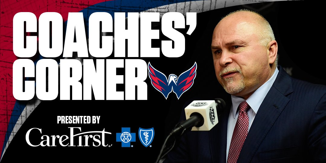 1434acf1050 LIVE   Caps head coach Barry Trotz addresses the media after  CapsNYR from  Verizon Center. monumentalnetwork.com caps-live https   t.co c4mLcrYiFb