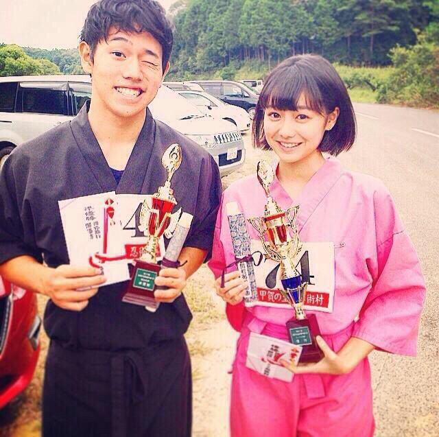 全日本忍者選手権大会なるものがあるらしい… 優勝したクノイチめっちゃかわいい… https://t.co/mqBYpRvLuE