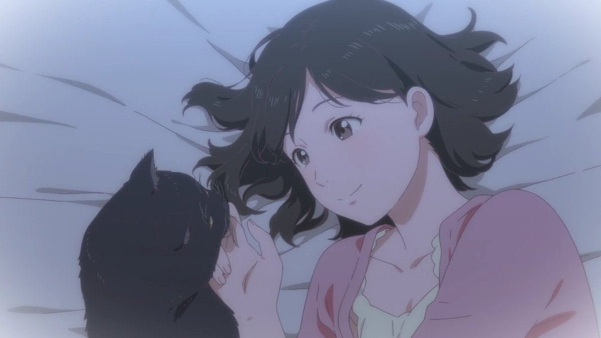 She and Her Cat is the most romantic anime of the season! @Crunchyroll https://t.co/JjcoUHWZcU