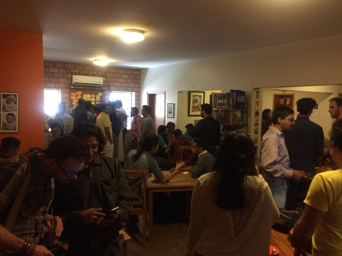 #hackarachi #coideas forming #hackarachi #codeacross https://t.co/rJLOGuMy2j