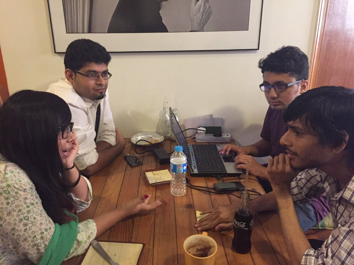 LigerLabs, wants to create an online payment gateway for Pakistan #hackkarachi #codeacross https://t.co/OMLp7hfCqM