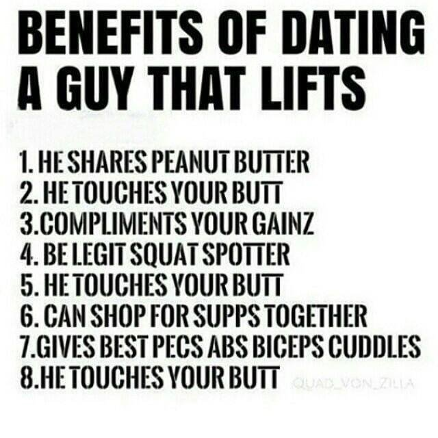 benefits dating your