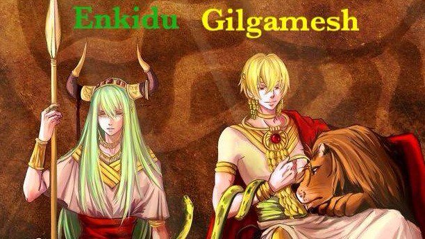 enkidu and gilgamesh homosexual relationship
