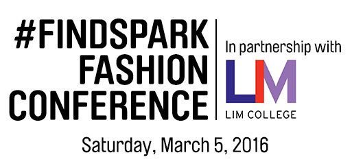 150+ fashion & biz pros will be at our #FindSpark Fashion Conference at @LIMCollege today! Follow along: #FindSpark https://t.co/O592OJvcfX