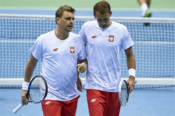 Matkowski y Kubot - Davis Cup