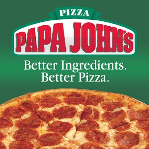It's Papa John's Giveaway time. If #13 #63 or #97 score first Bison goal tonight, someone wins a pizza! RT to enter https://t.co/gms6omHJKL