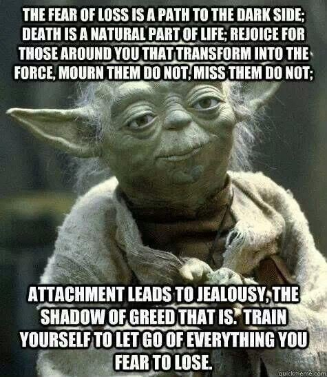 """142 Yoda Quotes You Re Going To Love: Steven Blunt On Twitter: """"I'm Trying Master Yoda. #RIPDAD"""
