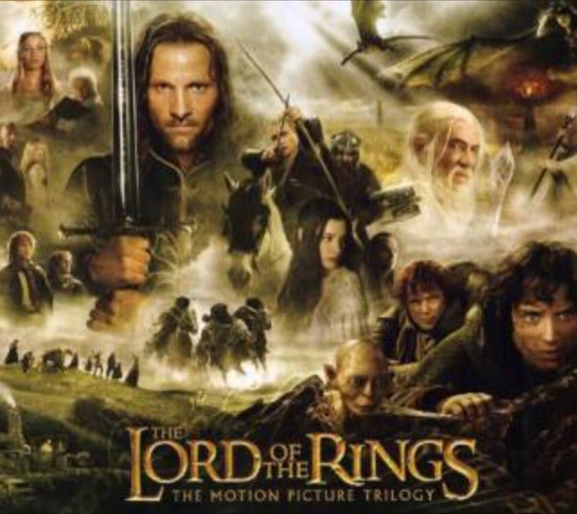 A few friends walk to drop a ring in a volcano when they could have flown there on an eagle #ExplainAFilmPlotBadly https://t.co/DLObTWkZnN