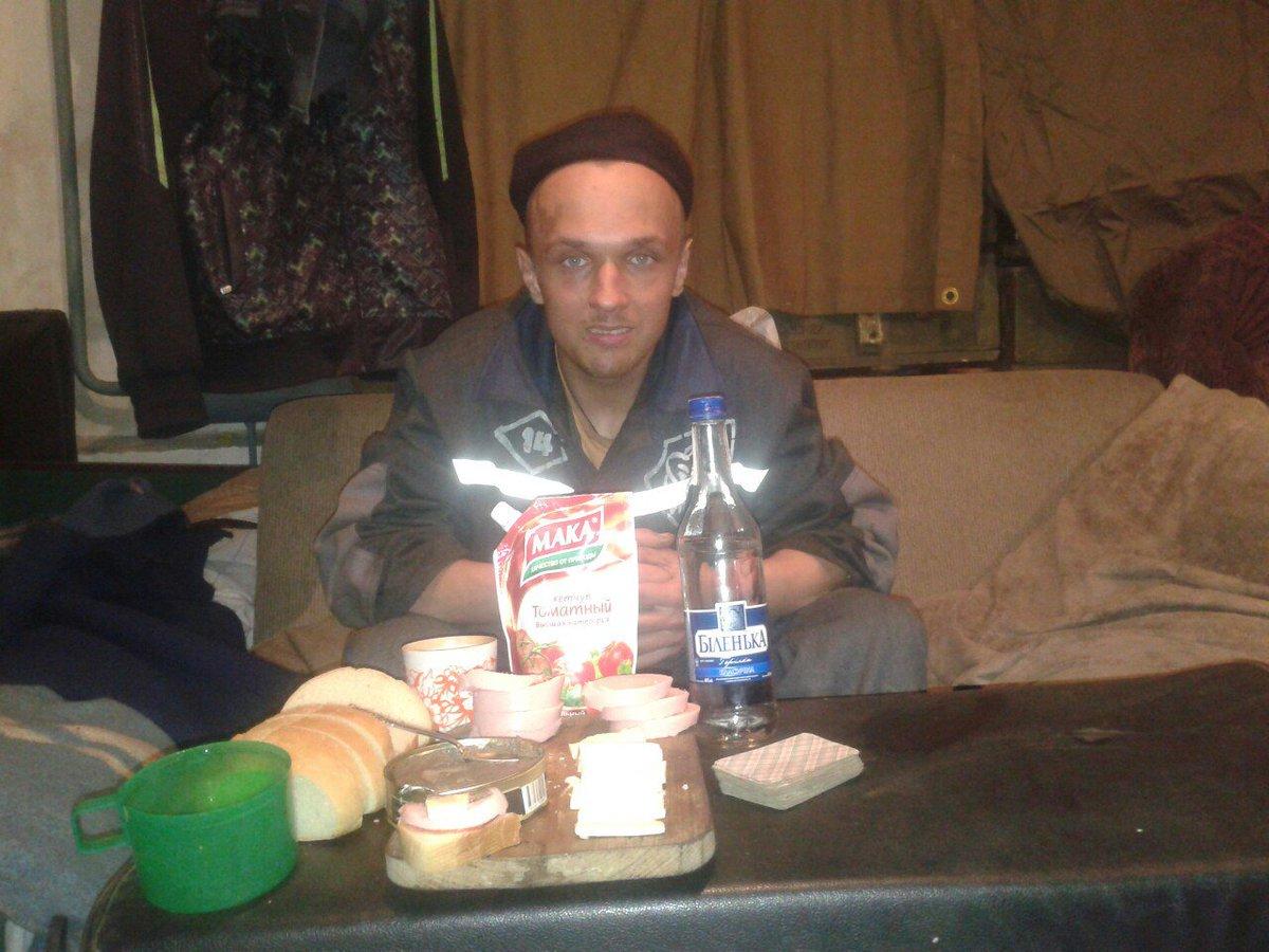 Кадровые офицеры ВС РФ Залибек Усманов и Денис Фролов командуют боевиками на Донбассе, - ГУР Минобороны - Цензор.НЕТ 1203
