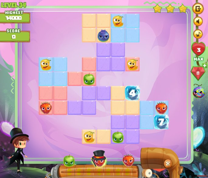 Oops, he #turns 2 #fruits into #ice cubes. But #don't #worry, you can #help them. Play #now: https://t.co/wHlJErQyTi https://t.co/uTi9Rlv3EG