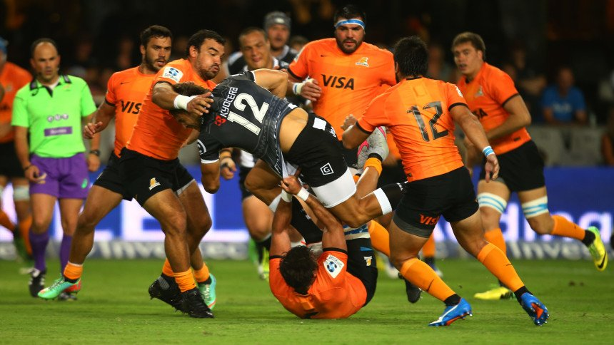 Jaguares vs Sharks-(video)