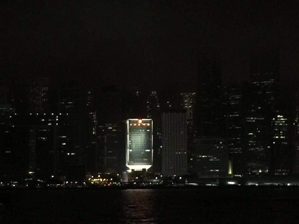 #HKFP Buildings across Hong Kong take part in Earth Hour blackout... with a notable exception … https://t.co/Z3p3glvgkm