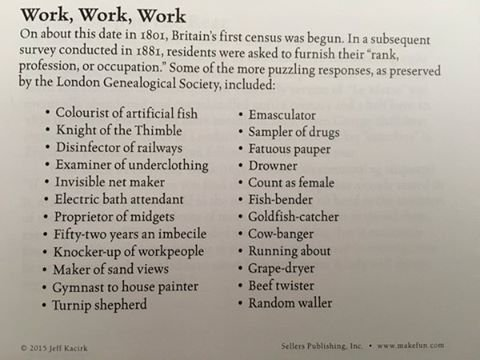 Morning My favourite is fatuous pauper  How about you? https://t.co/tY8z0m5IL8