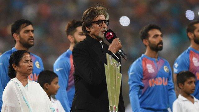 Ganguly confirms Amitabh Bachchan didn't take a dime to sing national anthem https://t.co/TktVrVRFOw @arghya_rc #ind https://t.co/yYti3v7Kxa