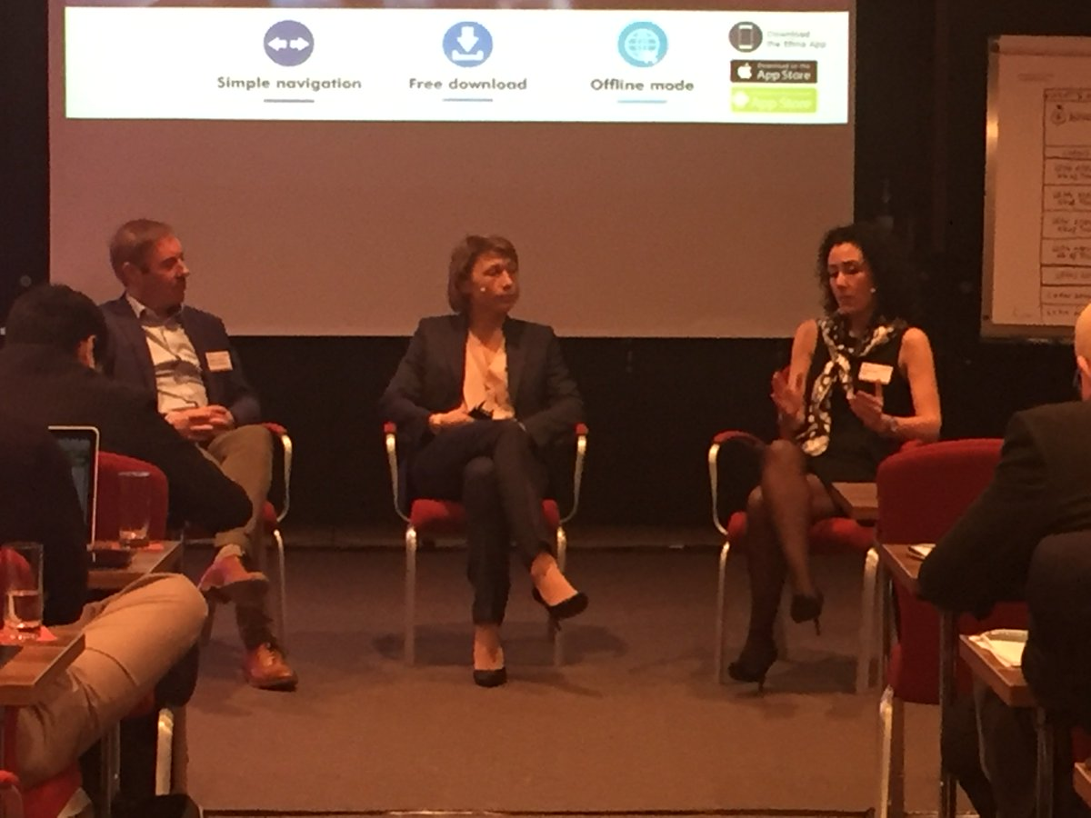 #PanelDiscussion w/@siunal @TEB, @IdeaBankSA, @bankofireland at #EfmaSME16 https://t.co/0fHc9zidTf