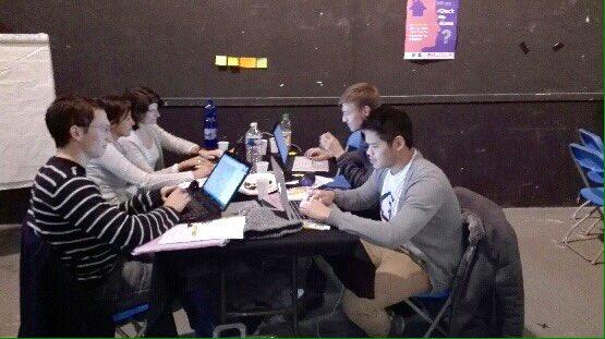 La #promo1au hackathon #checkmyhome à #superdemain !! https://t.co/zpPIn3fh0C