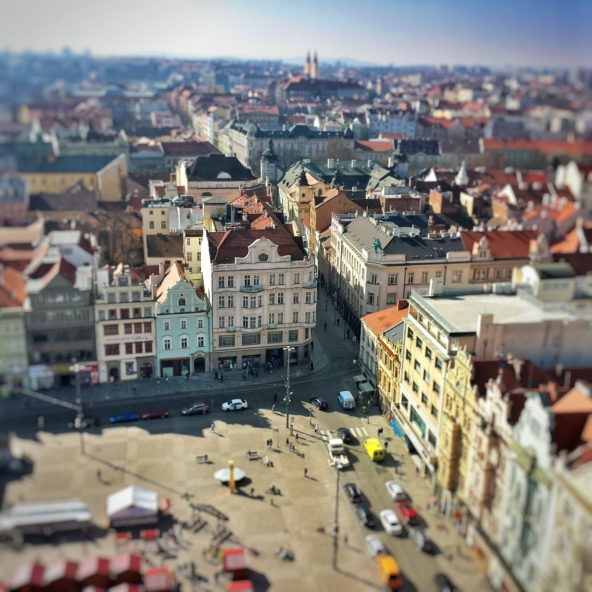 Exploring the city of Pilsen, birth place of lager #beer, today #plzen2015 #visitcz @plzen2015 @CzechTourism #travel https://t.co/TceWAfX0PY