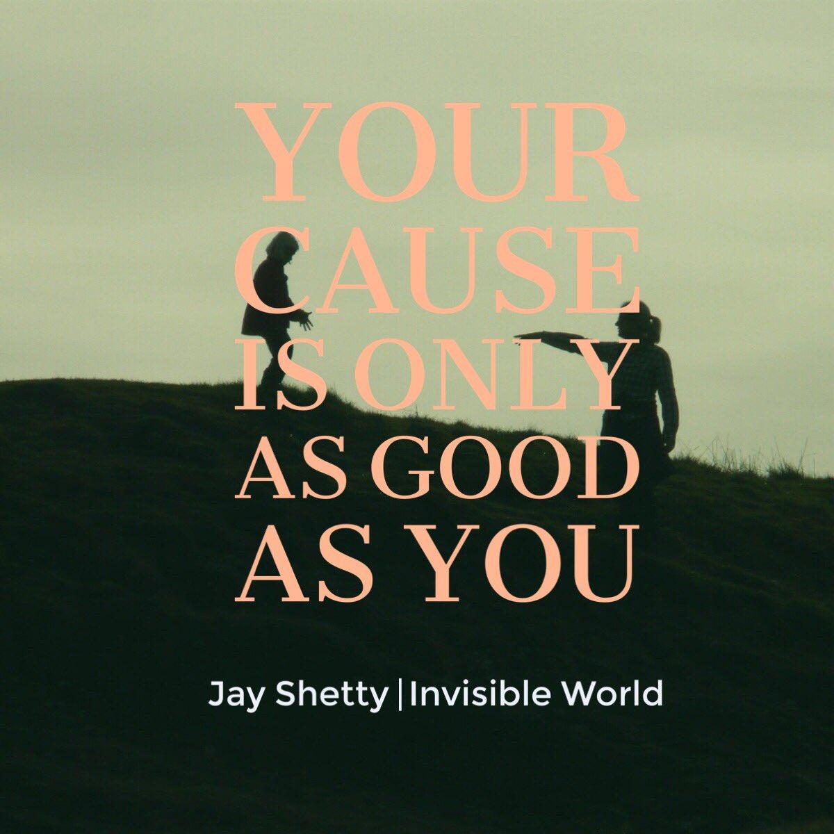 Jay Shetty on Twitter: