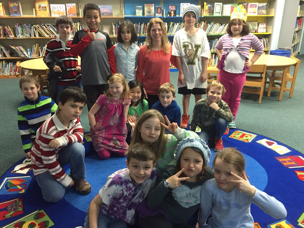 @thomal1rchk We are Mrs. Riggs' 2nd graders. We are 7, 8, and 9 years old. https://t.co/Xwh7KZz4Em