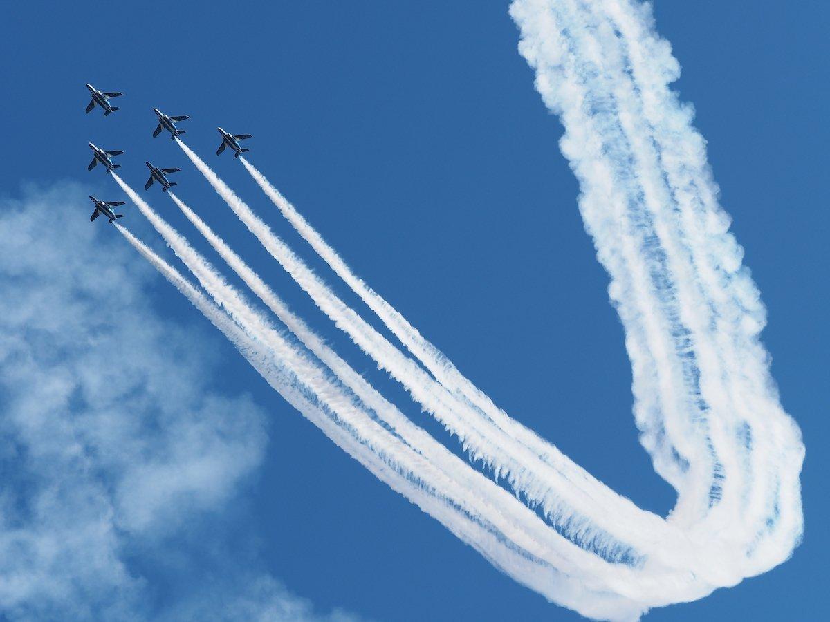 #お気に入りの青い空を貼れ ブル〜インパルス〜 https://t.co/ZOpF4XOd9V