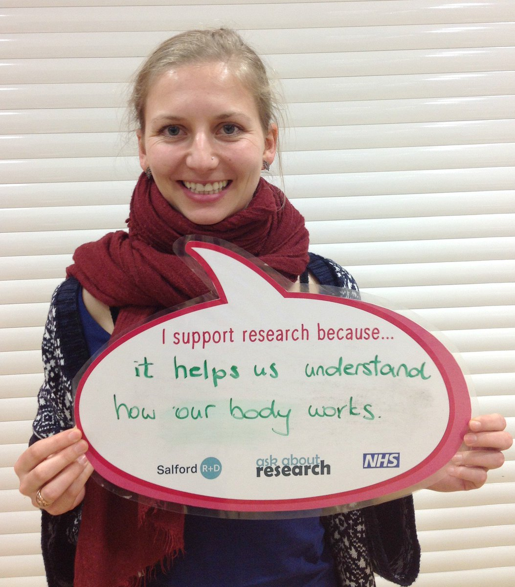 Here's Katja from @MccirUoM with a great #whywedoresearch as part of our #artinresearch project. Thanks Katja! https://t.co/FahizF7e2B