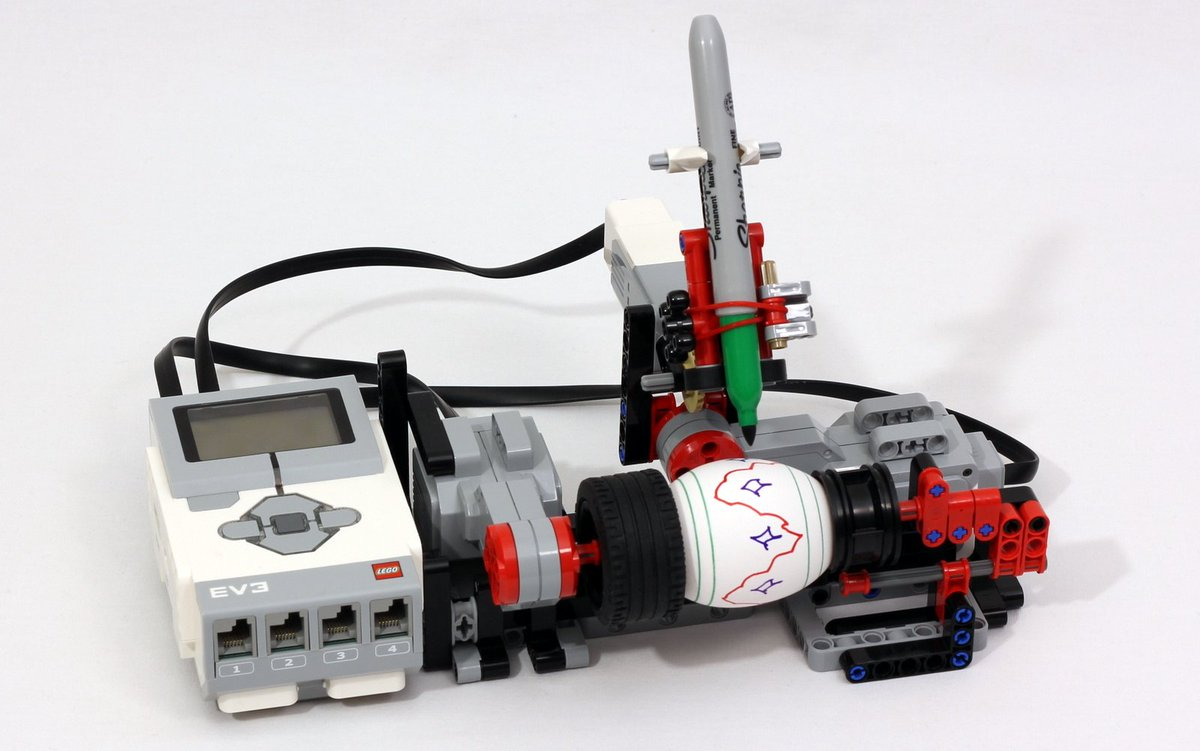 Jason Allemann On Twitter My Ev3 Egg Bot Complete With