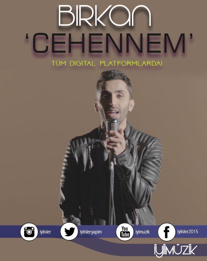 Birkan Cehennem 2016 Albüm
