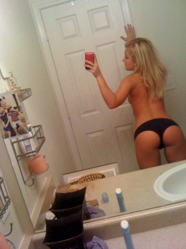 Nude Selfie 4167