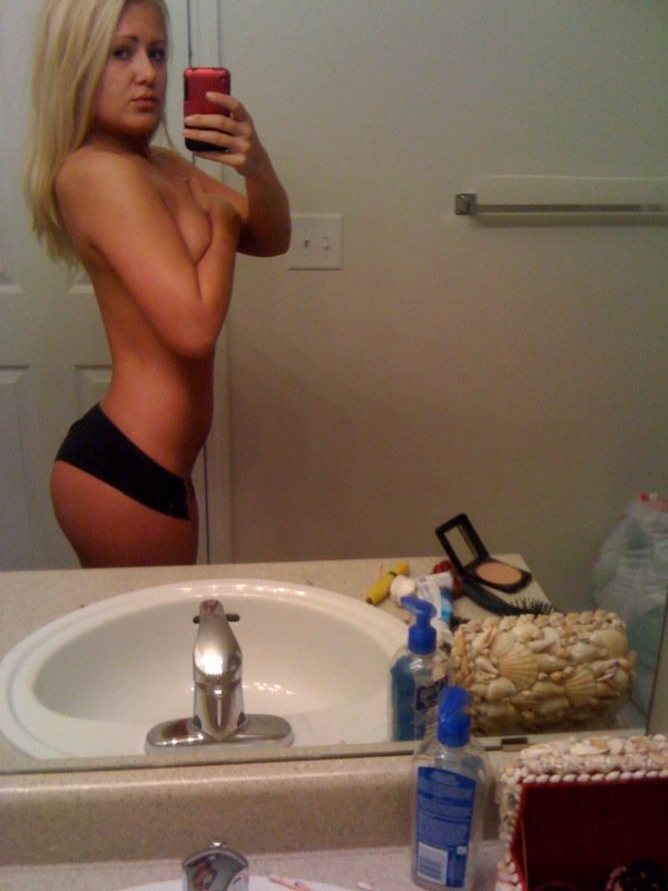 Nude Selfie 4165