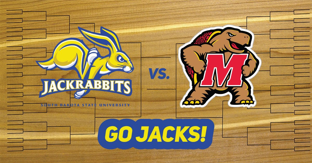 Time for #MarchMadness. RT if you'll be cheering on SDSU! #GoJacks! @GoJacksMBB https://t.co/gNVwkhqTyK