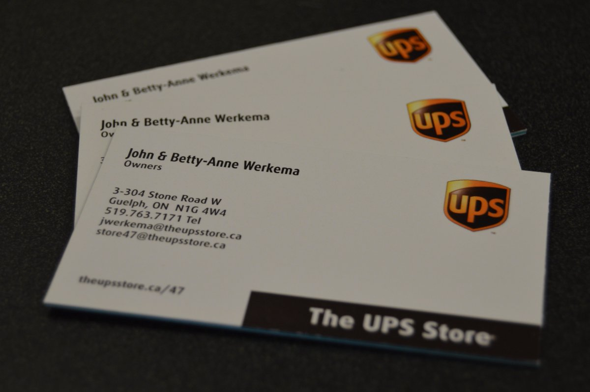 The ups store 47 on twitter business cards are a reflection of the ups store 47 on twitter business cards are a reflection of your business the ups store can design print those for you reheart Image collections