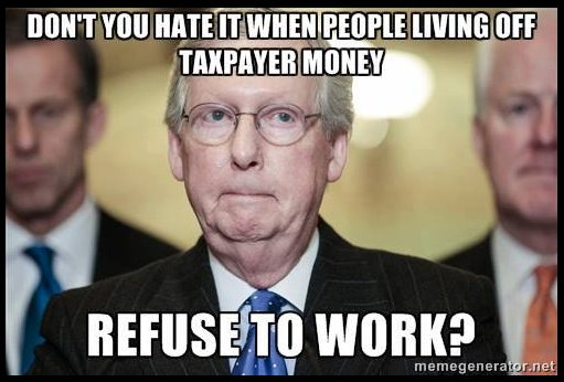 .@igorvolsky Don't you hate it when people living off taxpayer money refuse to work?  #DoYourJobFriday https://t.co/R5LovOpjlN