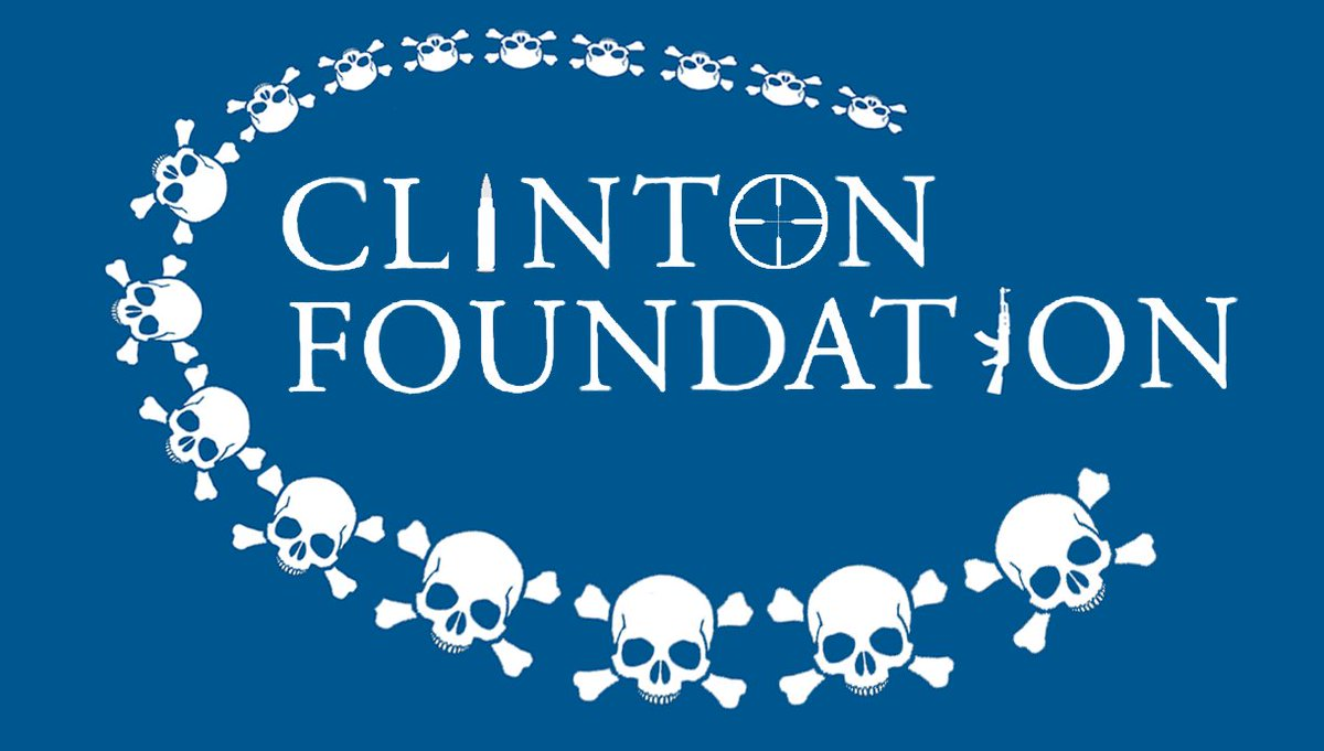 Image result for clinton foundation scandal