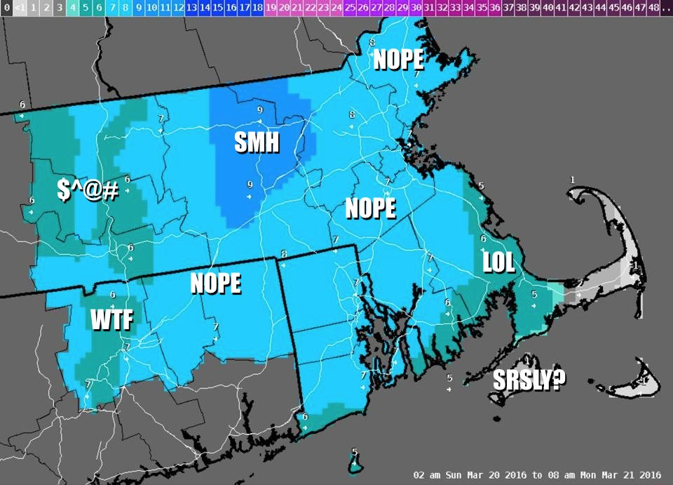 Updated forecast for New England this weekend. @universalhub https://t.co/CW2kNB42xr