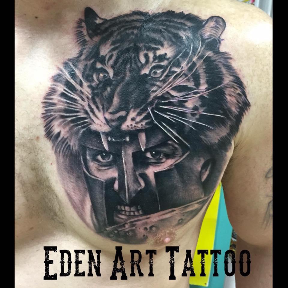 04172f10a3127 Eden Art Tattoo on Twitter: