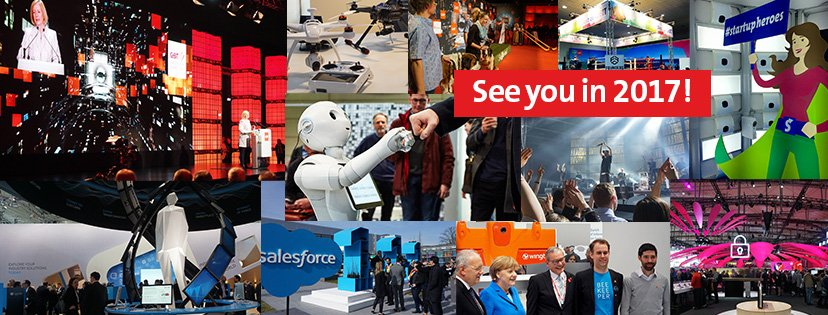 #CeBIT 2016 came to a successful close. Find the full aftershow report here --> https://t.co/LEUfPBVvck https://t.co/WBFI5X5V0k